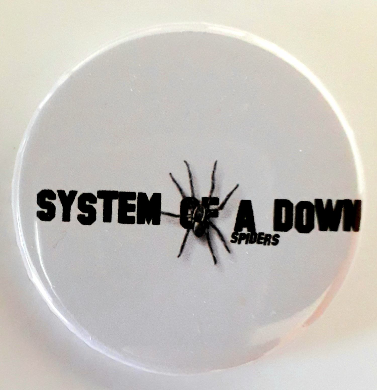 Botton  System Of A Down