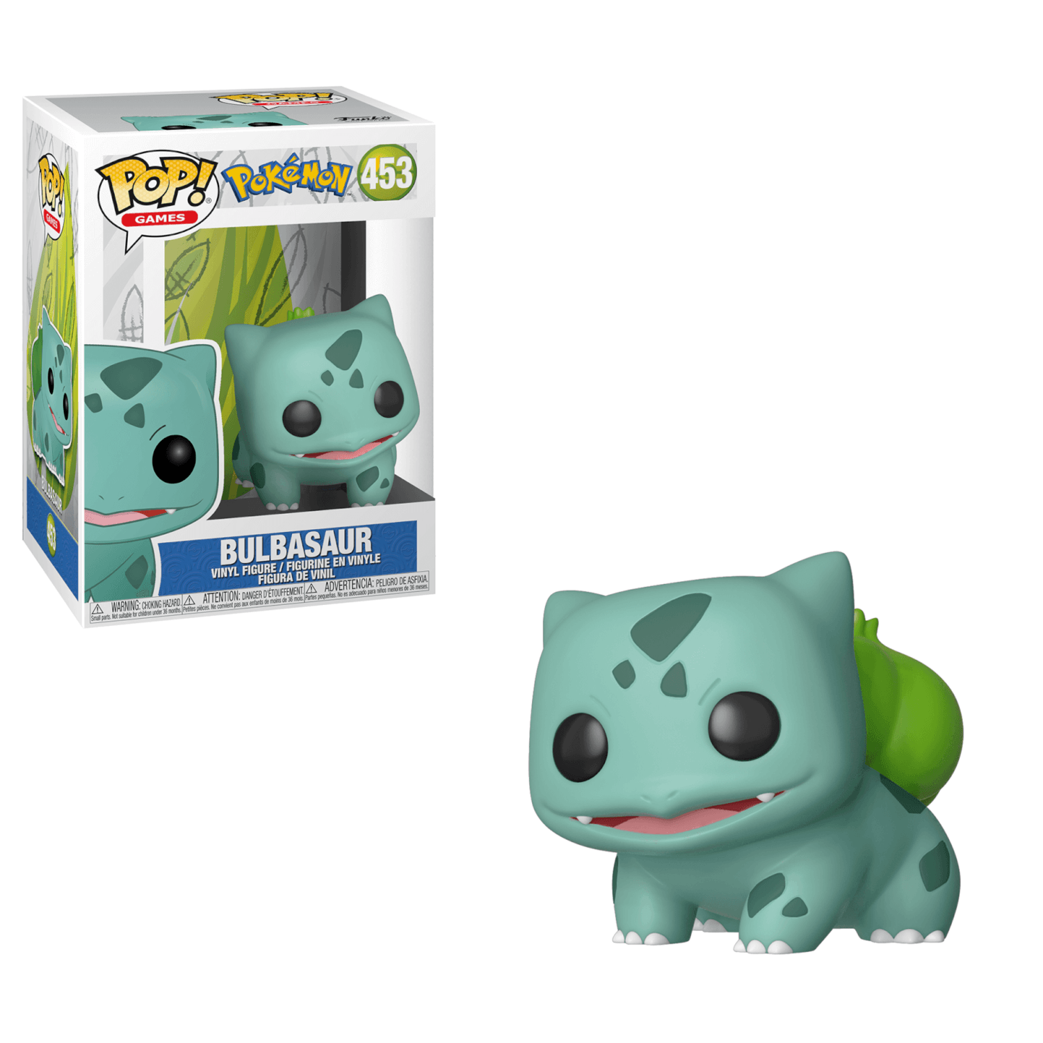 Bulbassauro - Funko Pop! - Pokémon