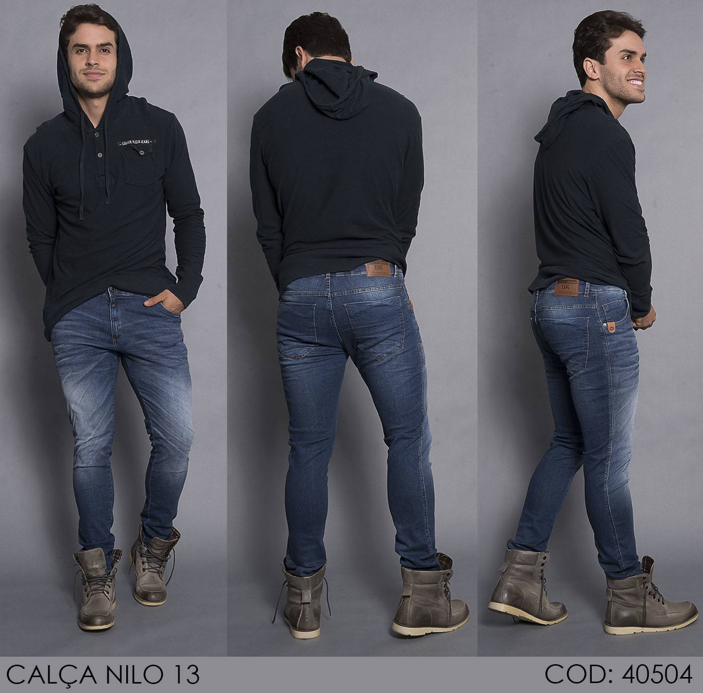 Calça Darlook Denim Nilo [40504]