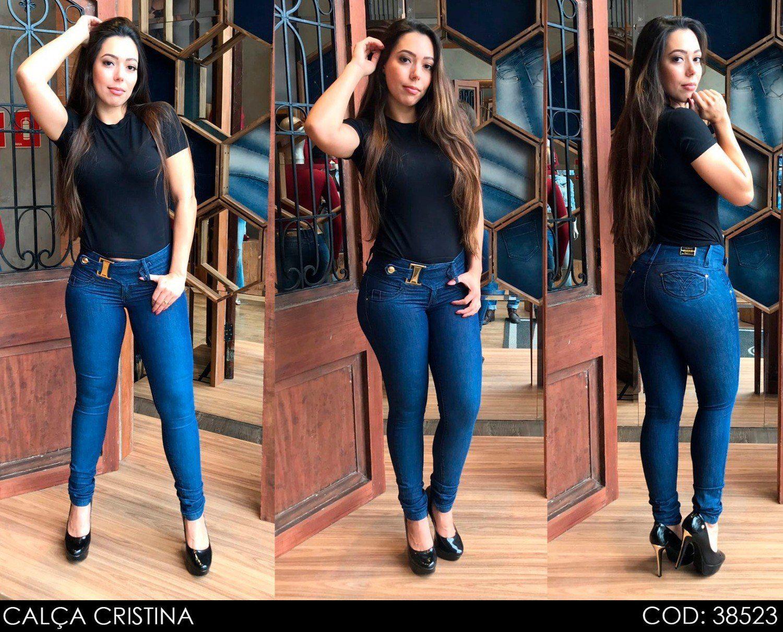 Calça Jeans Darlook Cristina [38523]