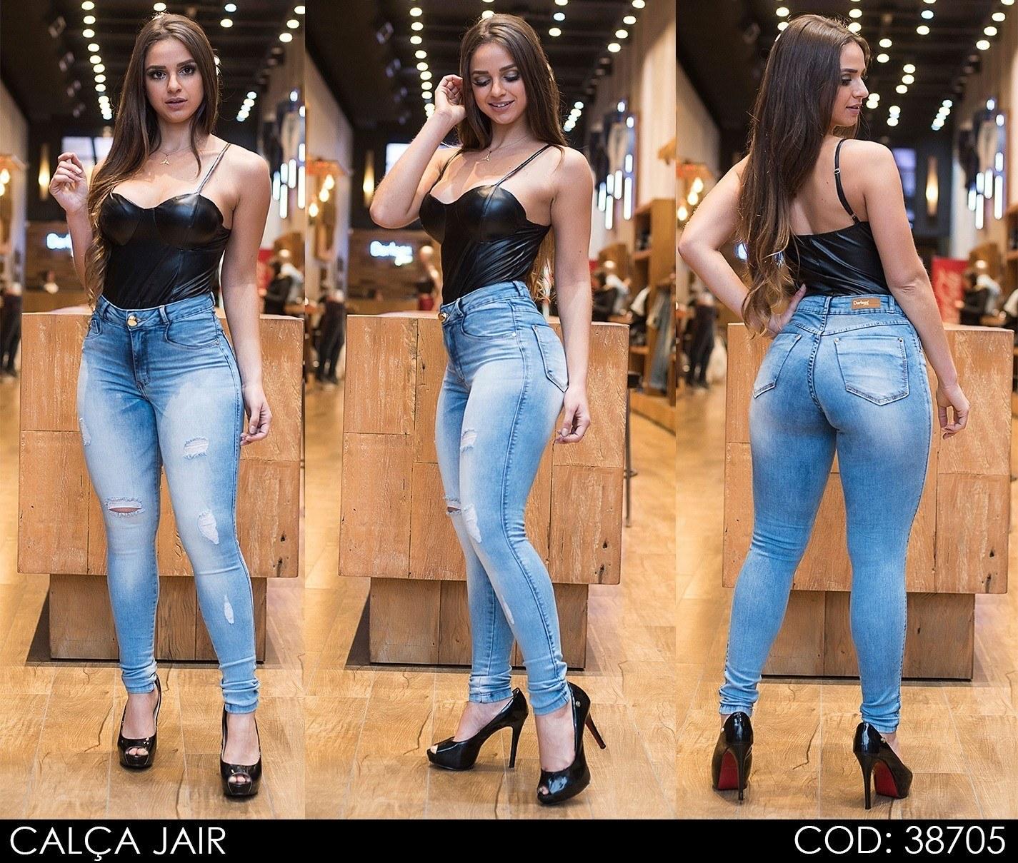 Calça Jeans Darlook Jair [38705]