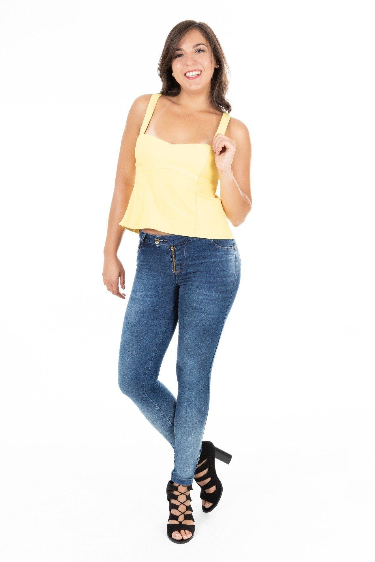 Calça Skinny Darlook Clarisse [35592]