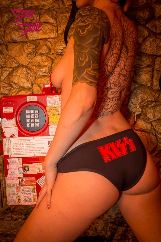 Calcinha Básica - Kiss - Sexy Sadie Underwear