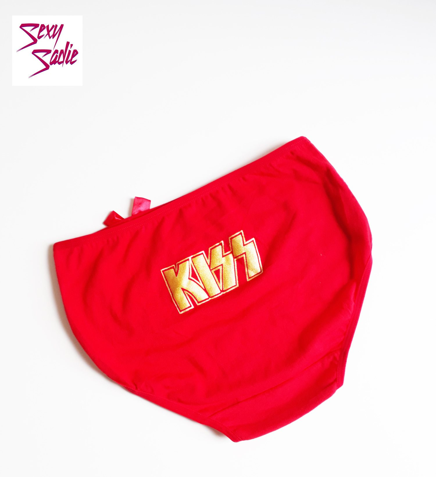 Calcinha Hot Pants - Kiss - Sexy Sadie Underwear