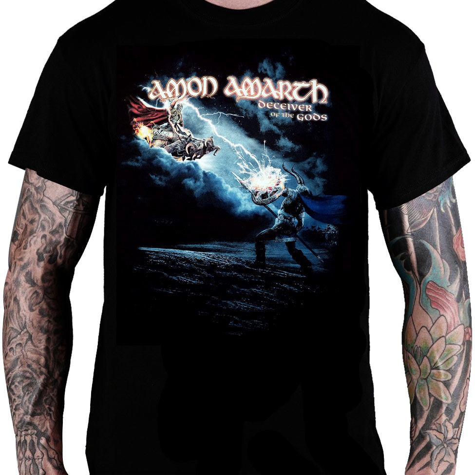 Camiseta Amon Amarth – Deceiver of the Gods