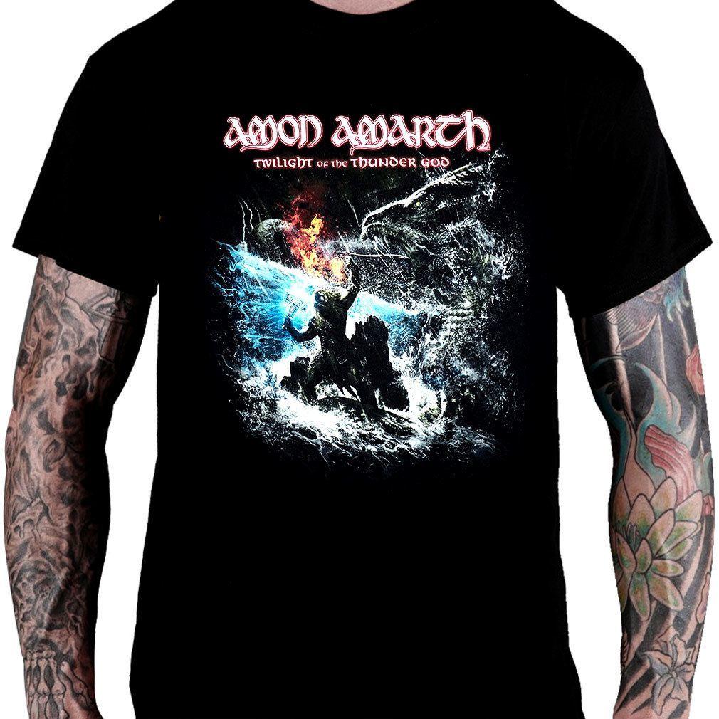 CamisetaAmon Amarth -Twilight Of The Thunder God