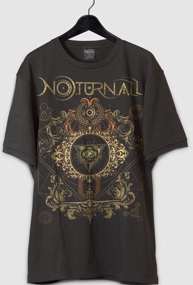 Camiseta Banda Noturnall THE EYE