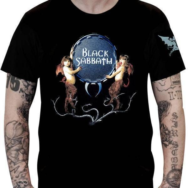 Camiseta Black Sabbath – Reunion