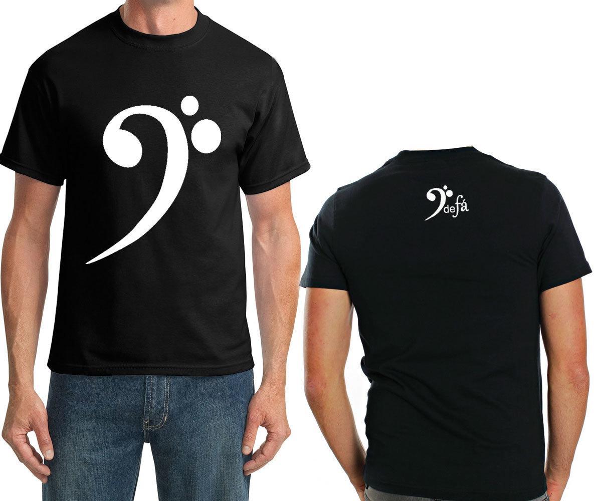 Camiseta Clave de Fá