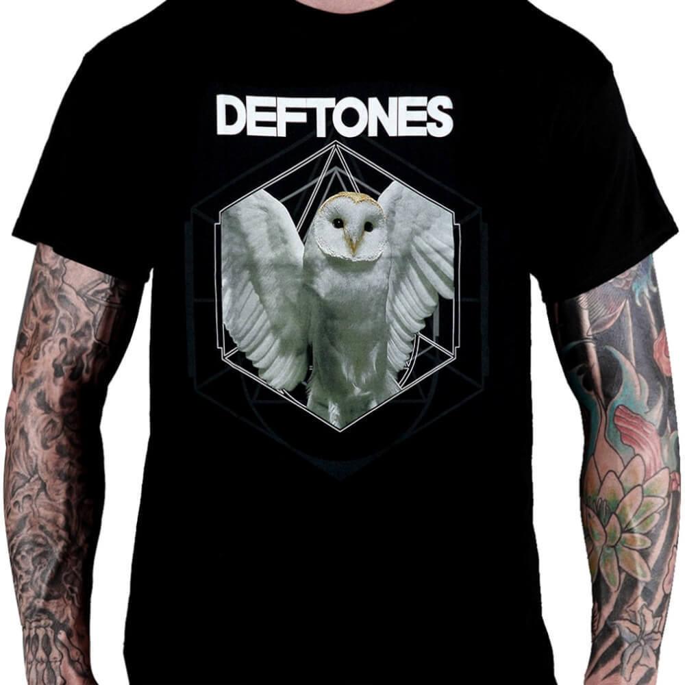 Camiseta Deftones Diamond Eyes - Consulado do Rock