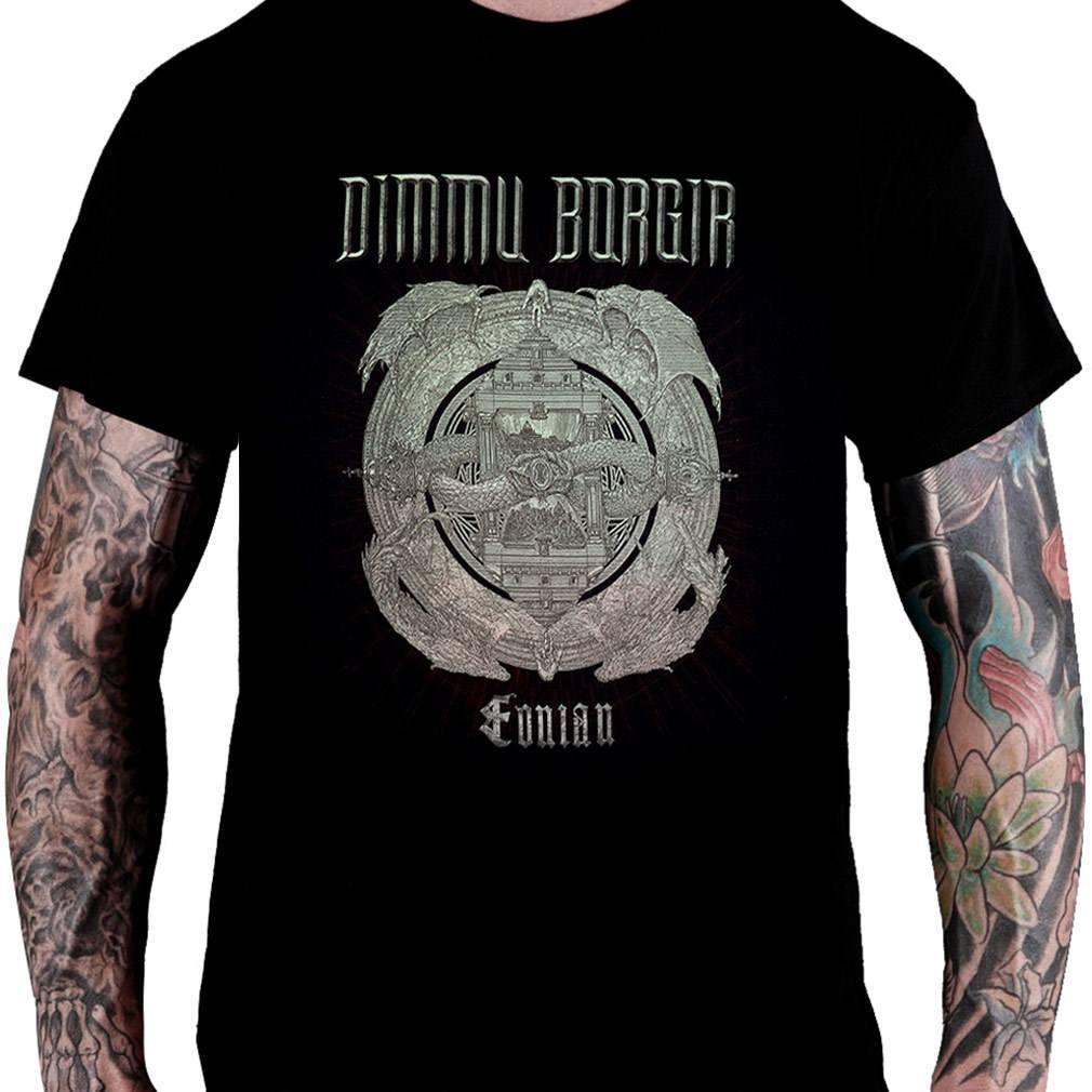 Camiseta Dimmu BorgirEonian - Consulado do Rock
