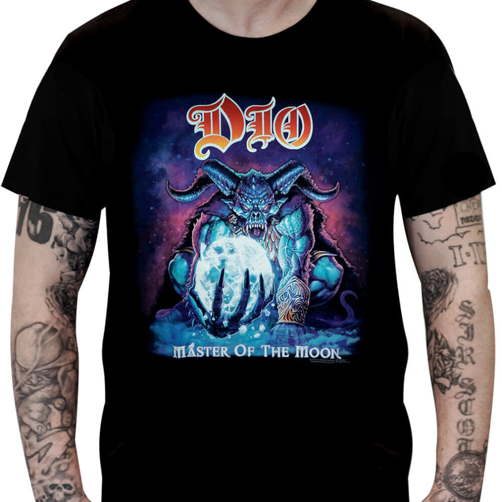 Camiseta DIO – Master of the Moon