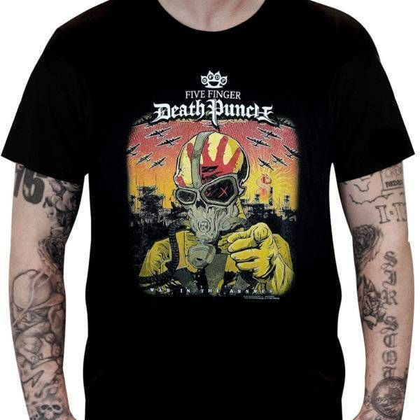 Camiseta Five Finger Death Punch – War is the Answer