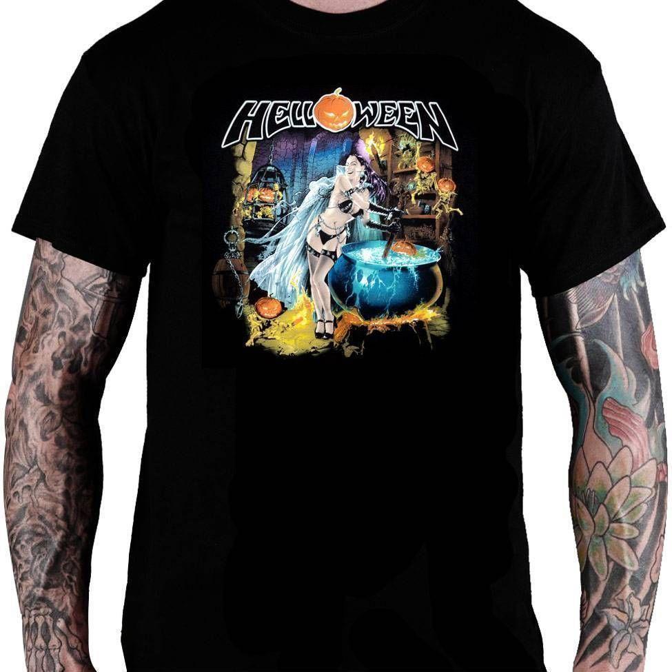 CamisetaHelloween Better Than Raw - Consulado do Rock