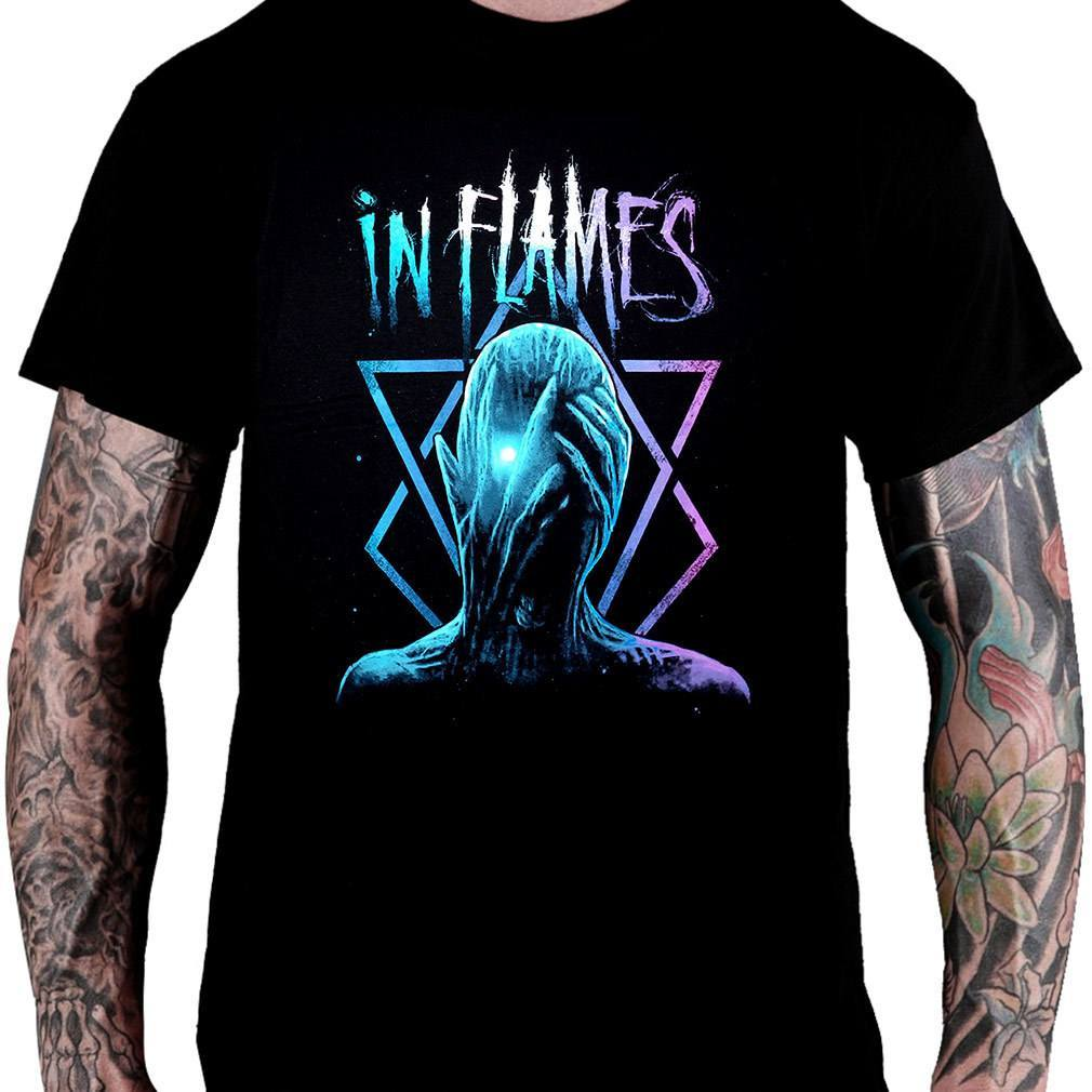 Camiseta In Flames The Truth - Consulado do Rock