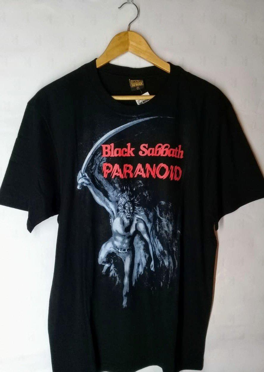 Camiseta Masculina  Black Sabbath