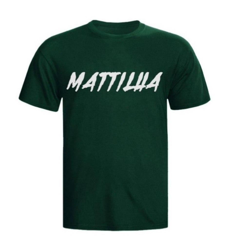 Camiseta Mattlilha Bico Sujo