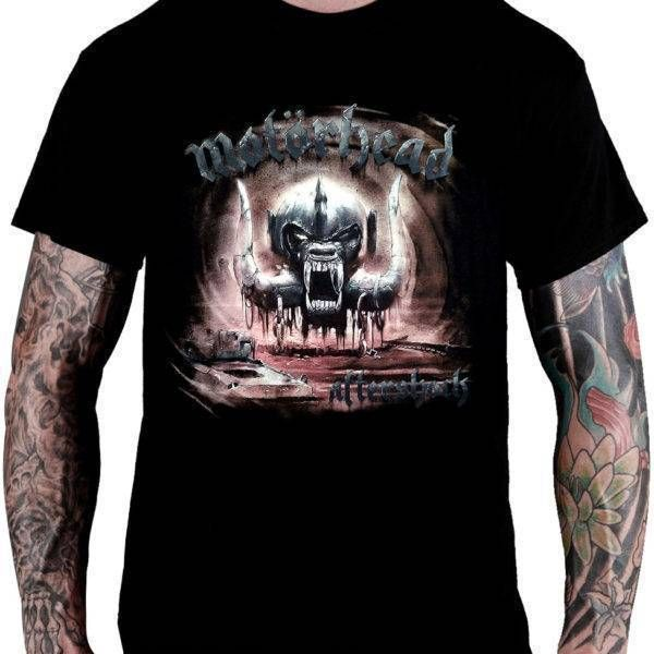 Camiseta Motörhead – Aftershock