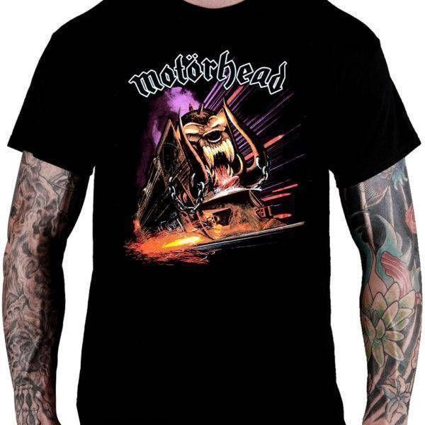 CamisetaMotörhead – Orgasmatron