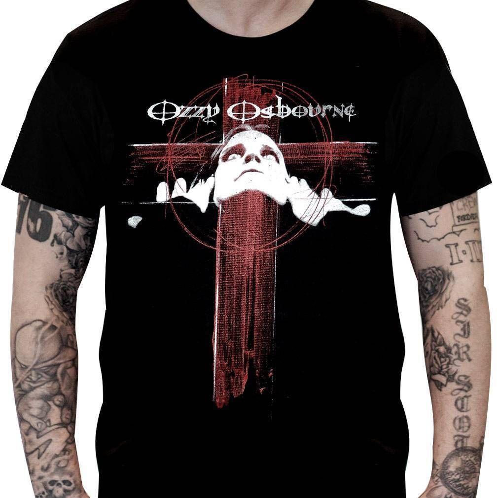 CamisetaOzzy Osbourne