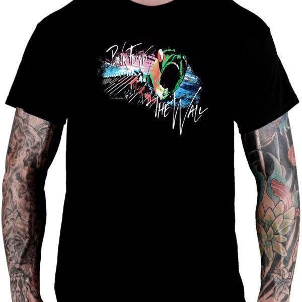 Camiseta Pink Floyd – The Wall