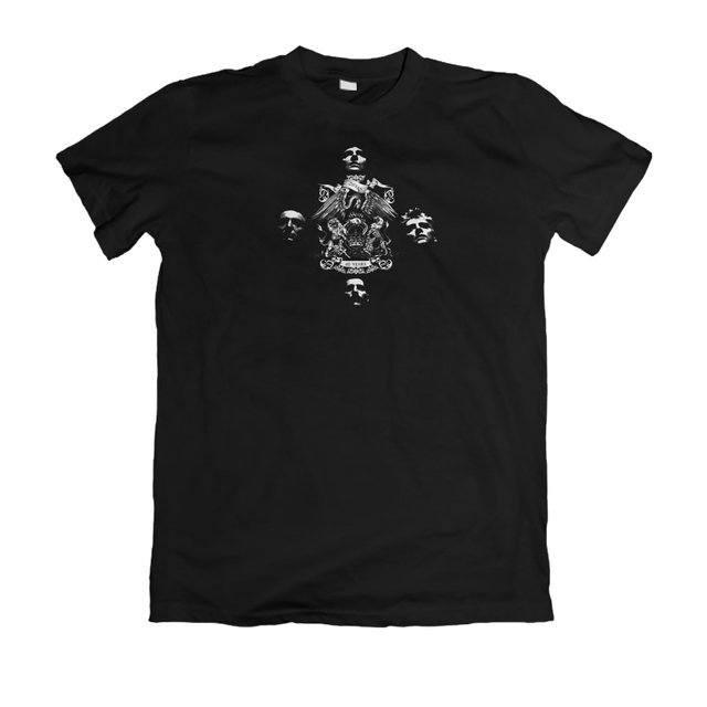 Camiseta Queen 40 Years - eFull Camisetas