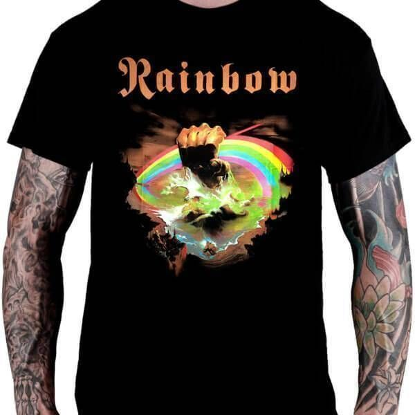Camiseta Rainbow – Rising
