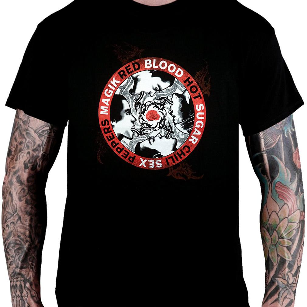 Camiseta Red Hot Chili Peppers - Blood Sugar Sex Magik