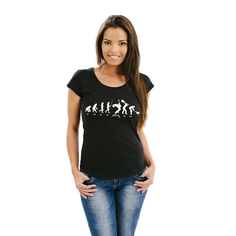 Camiseta Semana Rock Feminina
