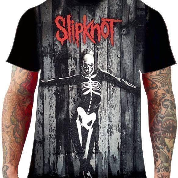 CamisetaSlipknot – .5: The Gray Chapter