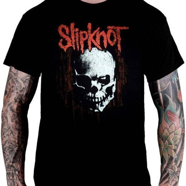Camiseta Slipknot – .5: The Gray Chapter