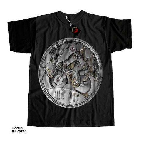 Camiseta unissex Rock n´Roll Machine