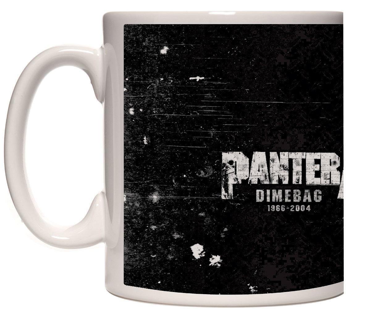 Caneca banda Pantera