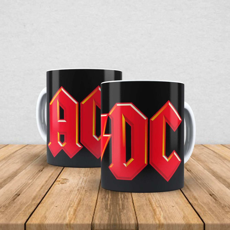 Caneca de porcelana AC/DC 350ml I