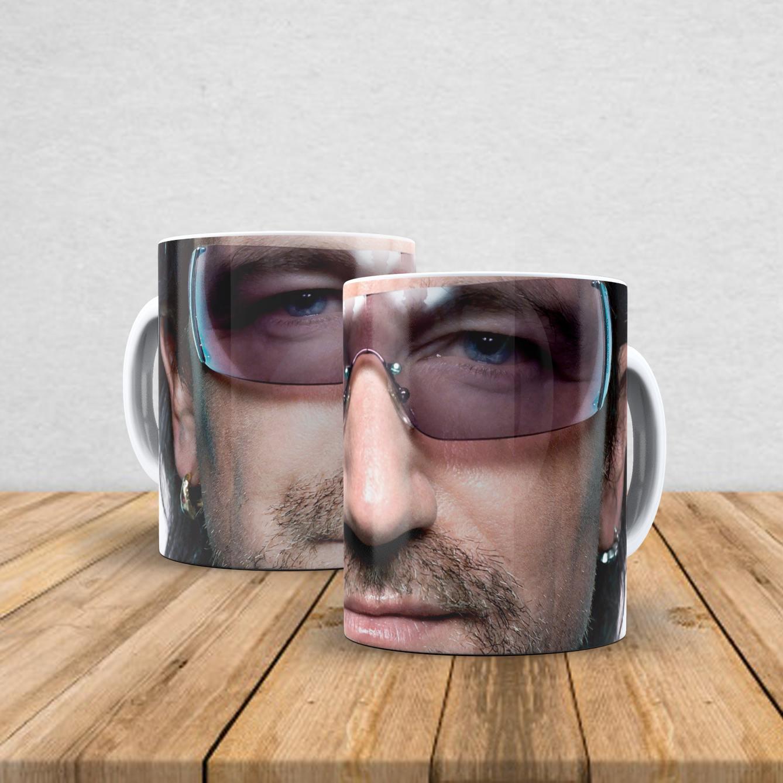 Caneca de porcelana Bono Vox 350ml II