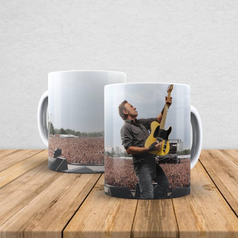 Caneca de porcelana Bruce Springsteen 350ml III