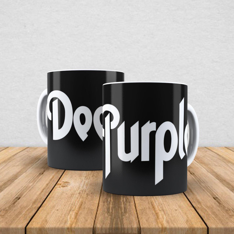 Caneca de porcelana Deep Purple 350ml I