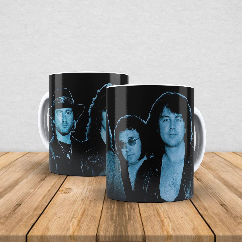 Caneca de porcelana Deep Purple 350ml III