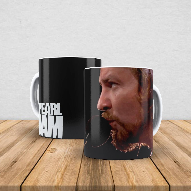 Caneca de porcelana Eddie Vedder 350ml III