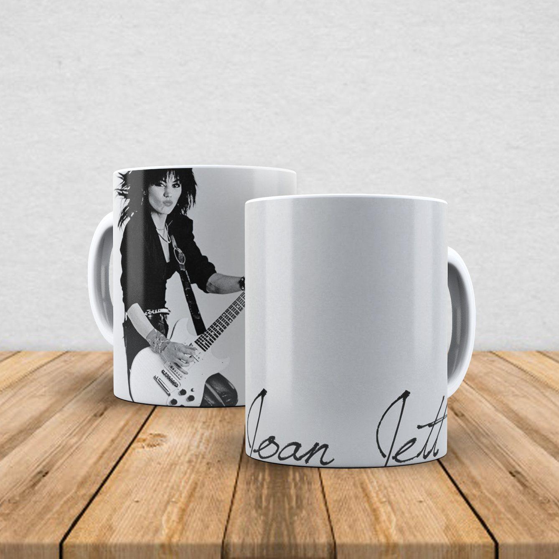 Caneca de porcelana Joan Jett 350ml I
