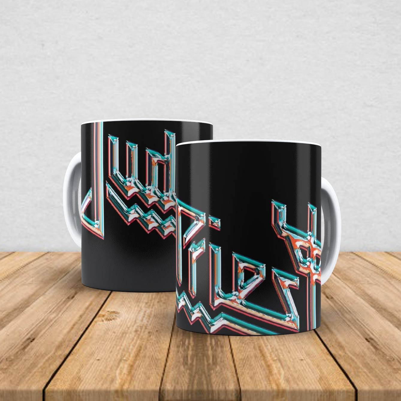 Caneca de porcelana Judas Priest 350ml I
