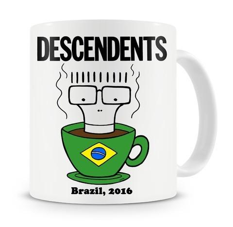 Caneca Descendents - Brasil 2016