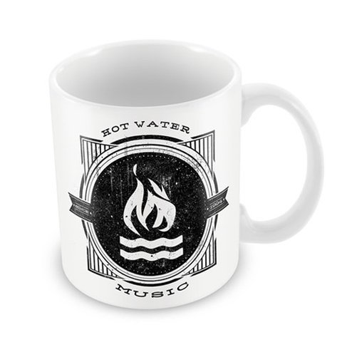 Caneca Hot Water Music - Exister