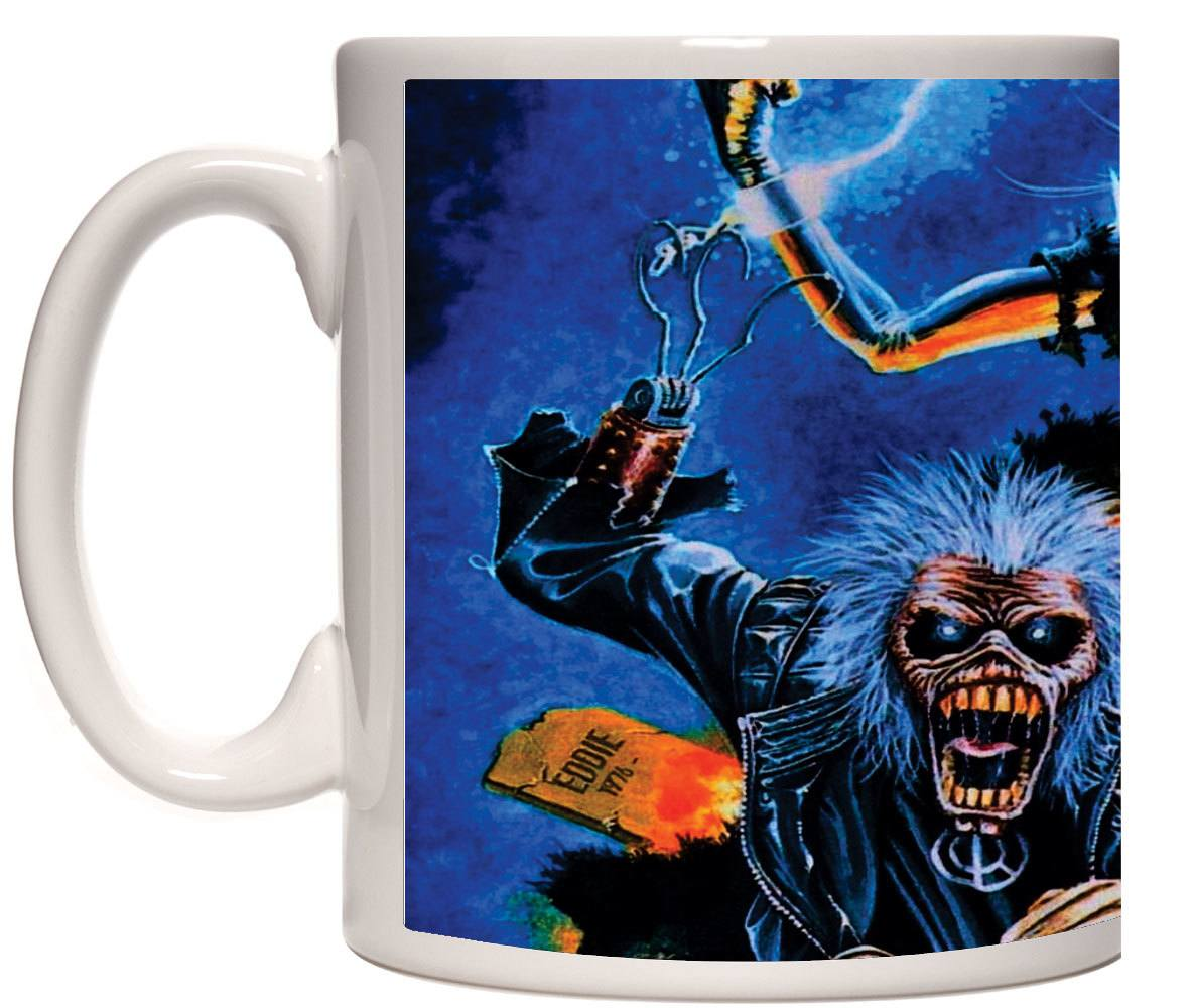 Caneca Iron Maiden Hells Bells