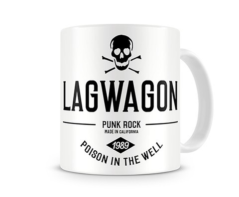 Caneca Lagwagon - Poison In The Well