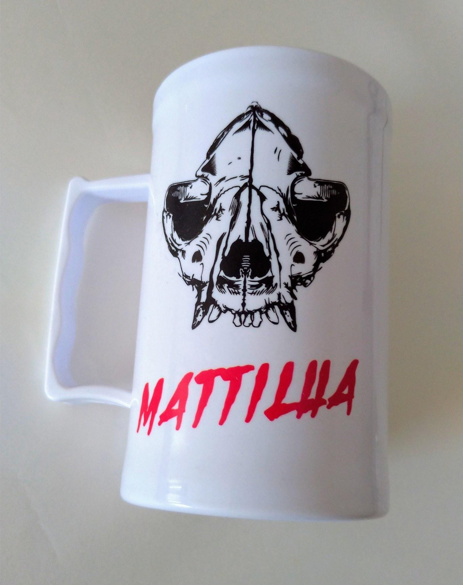 Caneca Mattilha Caveirão
