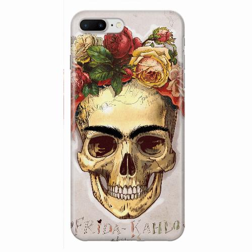 Capa de Celular Caveira Frida Kahlo