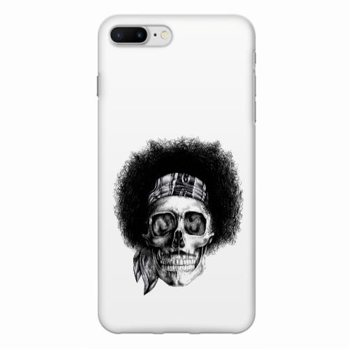 Capa de Celular Caveira Jimi Hendrix