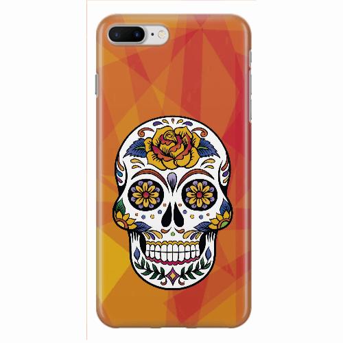 Capa de Celular Caveira Mexicana 05