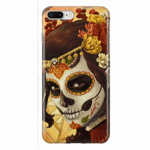 Capa de Celular Caveira Mexicana 07